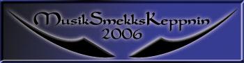 Músíksmekkskeppnin 2006